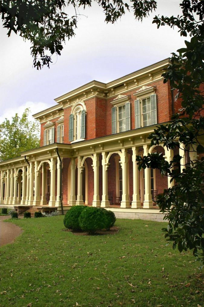 Oaklands Historic House Museum | Murfreesboro, Tennessee ...