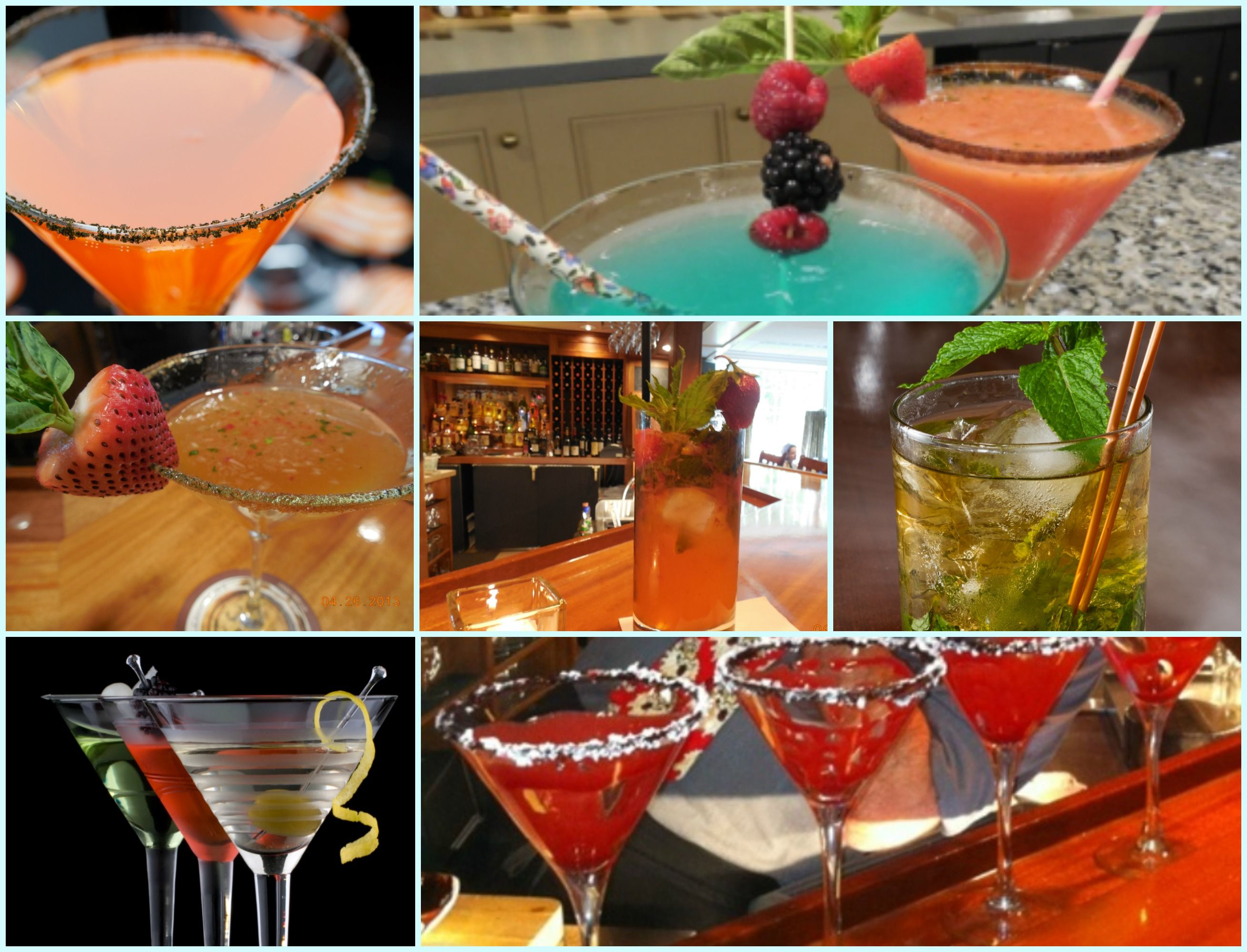 Cocktail collage bar drinks fun cocktails fun drinks
