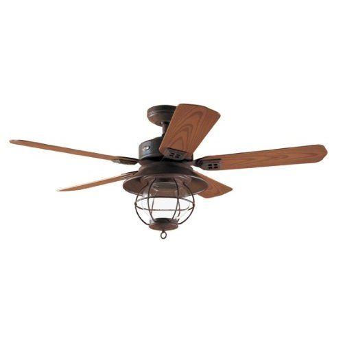 Hunter 52 Ceiling Fan Bronze With Light Fixture 5 Medium Oak Plastic Blades Hr 28673 354 99 For 2 Fan Outdoor Ceiling Fans Ceiling Fan Bronze Ceiling Fan Hunter ceiling fan light fixture