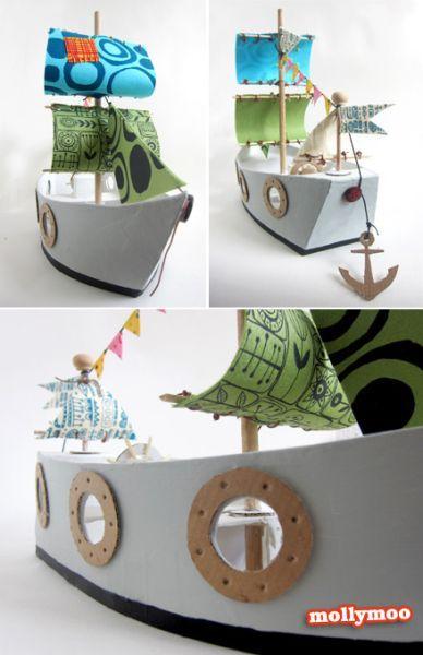 Barco De Papel Origami Facil Paso A Paso Con Fotos Y Video Com