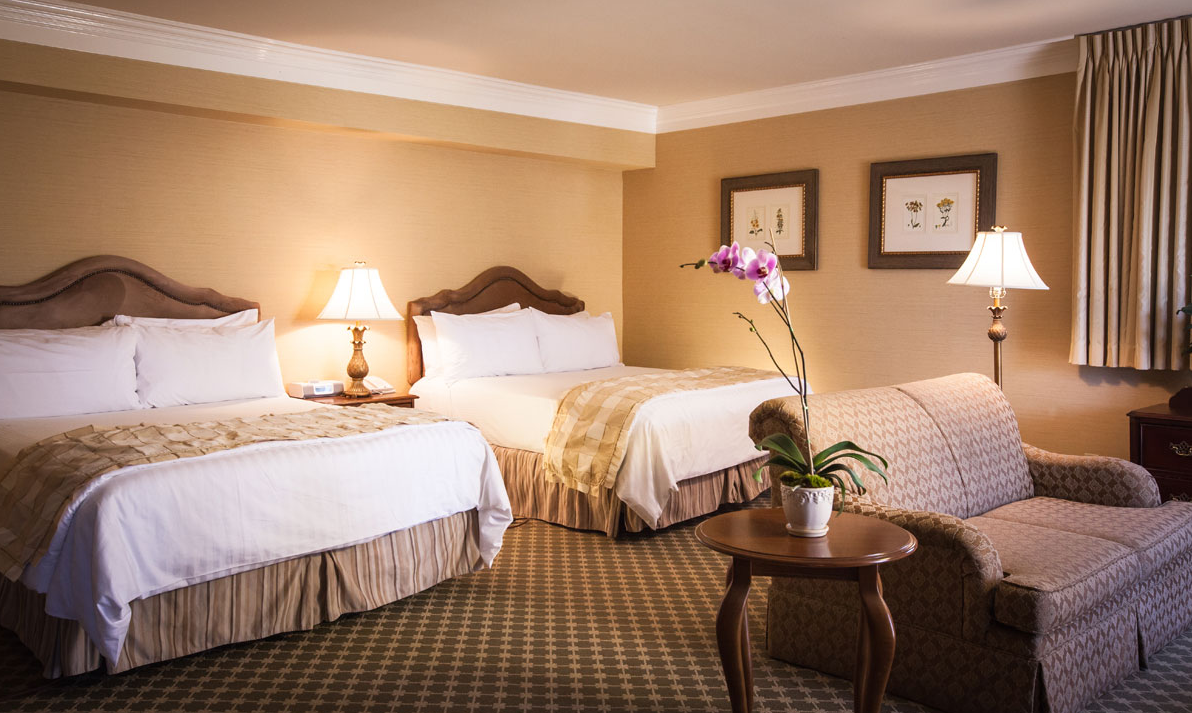 When you plan your visit to Los Angeles, make sure to book a room or suite with us for a great stay!