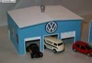 How to Make a Garage for Matchbox