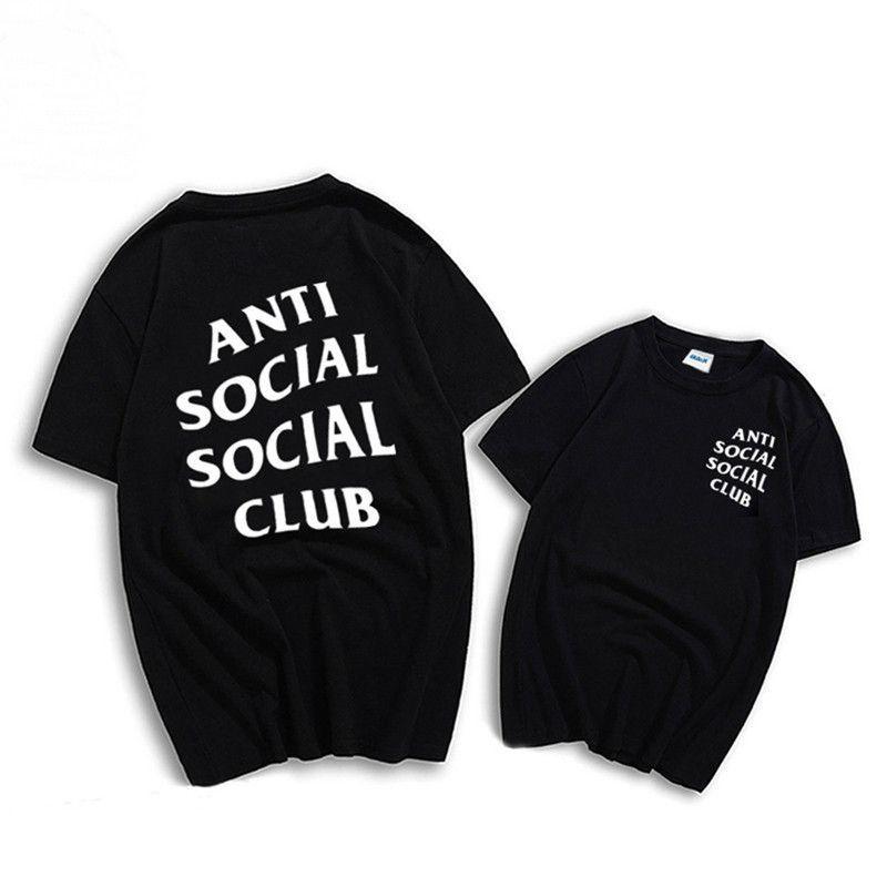 Pin By Pinkmoon Child On Future Closet Anti Social Social Club Mens Tshirts Anti Social