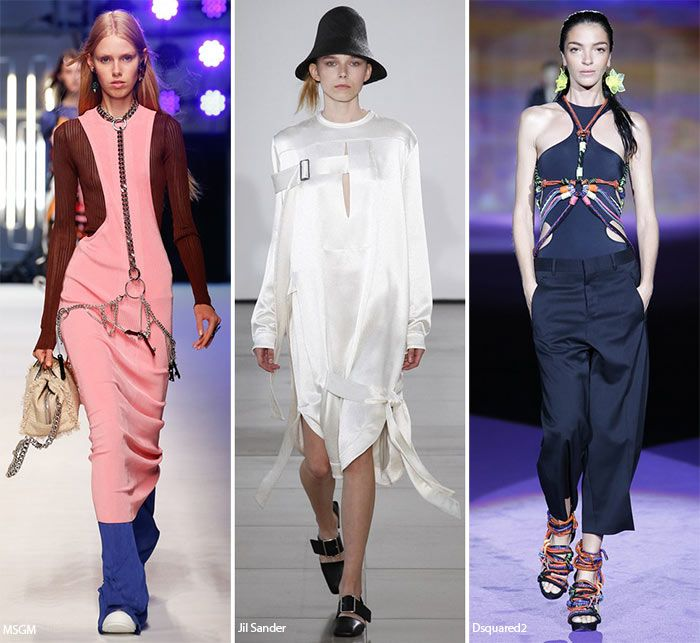Spring Summer 2016 Fashion Trends Trending Clothes2016