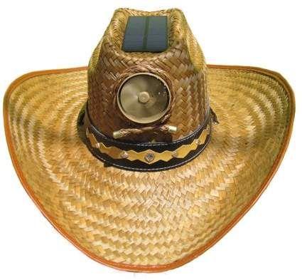 Kool Breeze Solar Hat Kool Breeze Solar Cooling Straw Hat Cowboy W Band Xl Cowboy Hats Hats For Men Cowboy