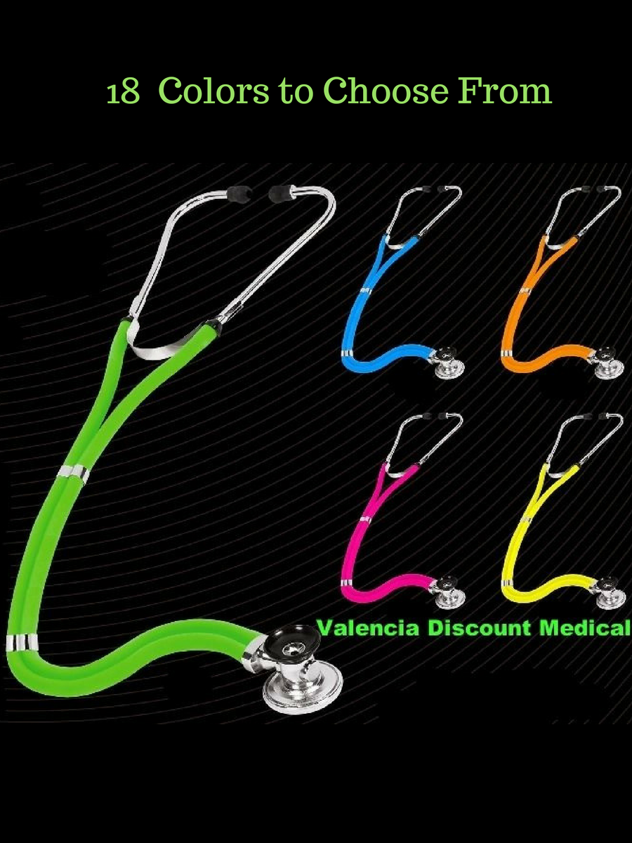 Love These Colors Have A Stethoscope That You Can Easily Identify