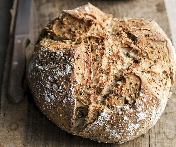 Multigrain Bread Recipe Multigrain Bread Recipe Bread Recipes