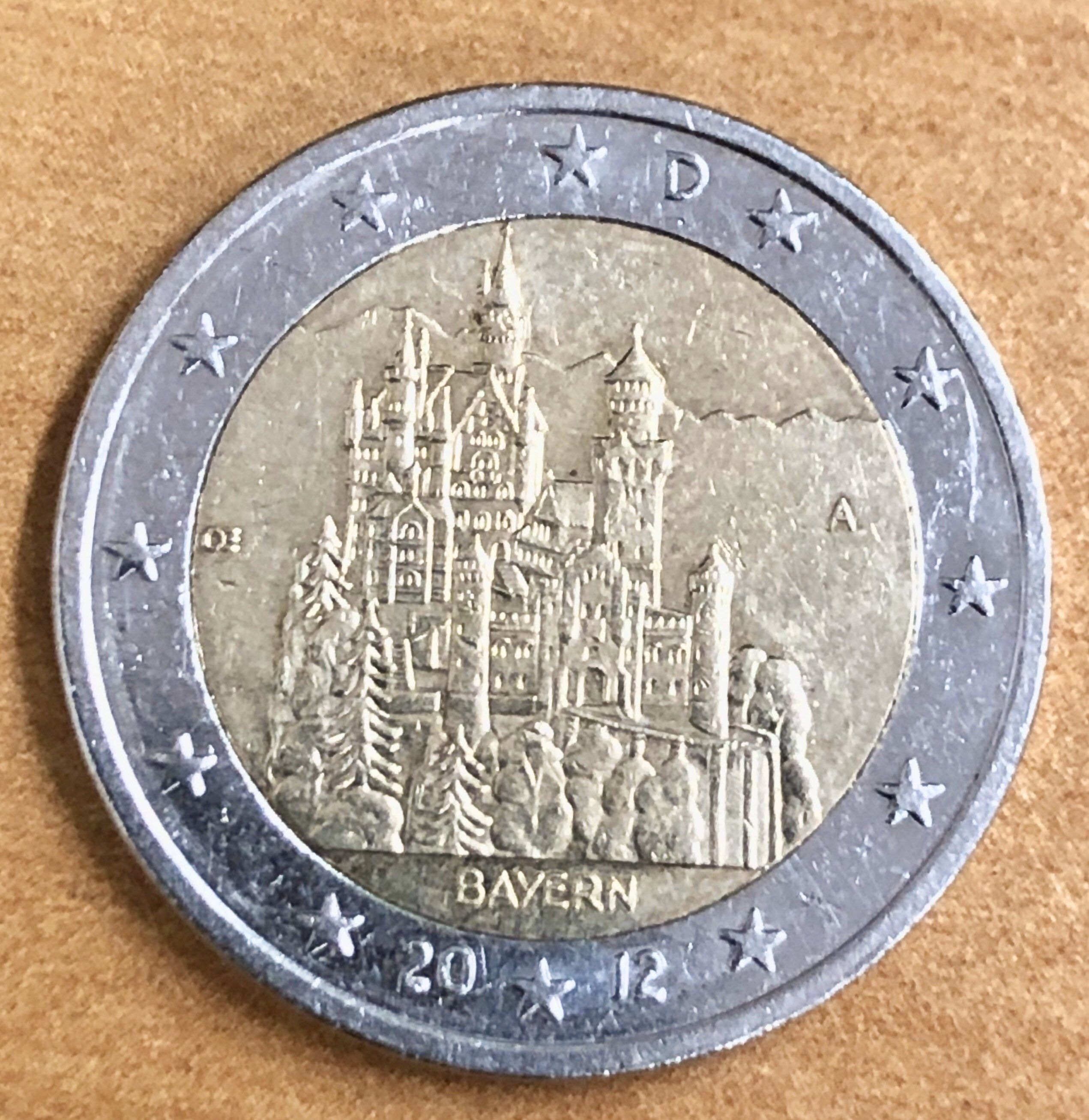 Coin 2 Euro Italy 2004 World Food Programme Com Vozeli Com