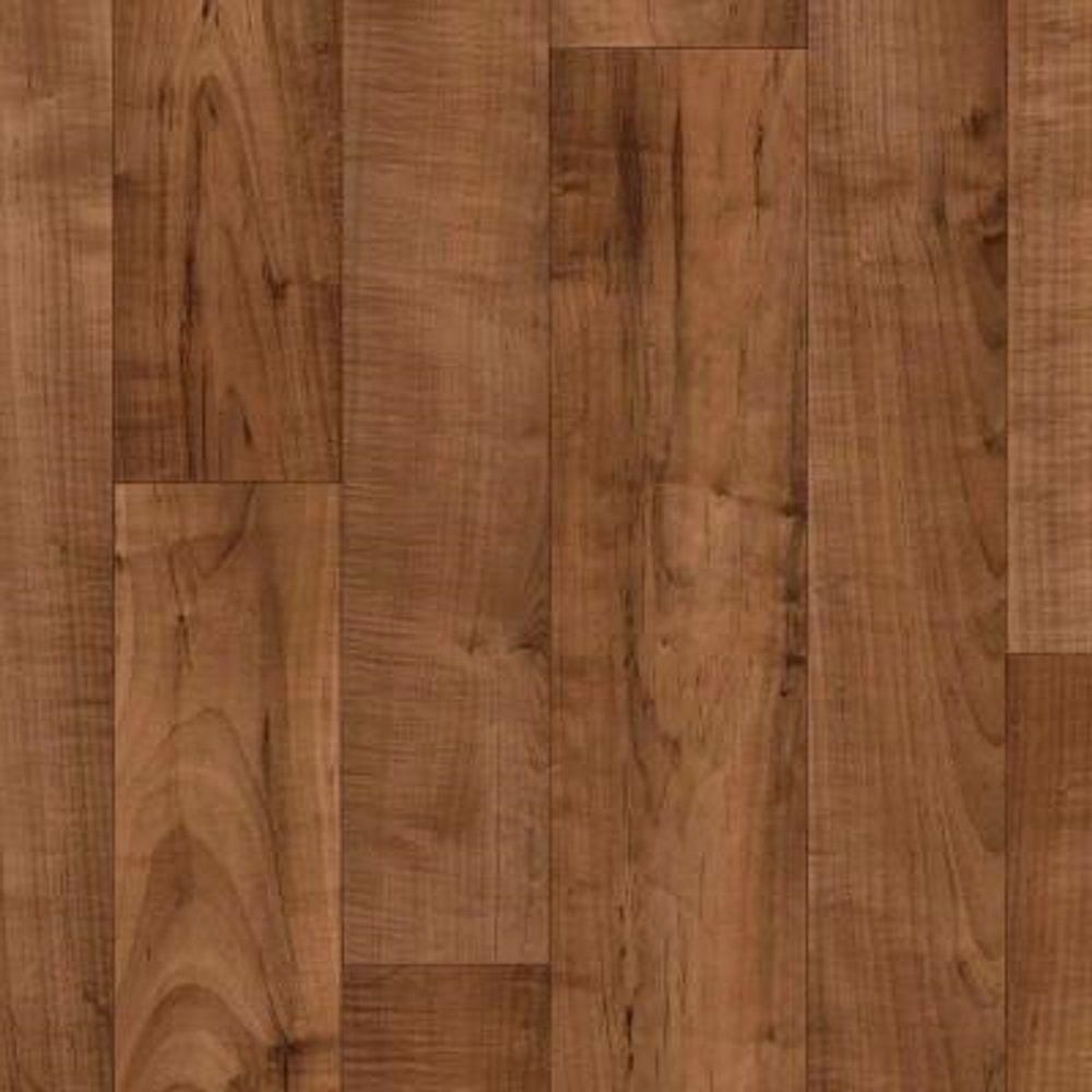Armstrong Bayside Heartland Timber Walnut Vinyl Sheet Flooring 6 In X 9 Take Home Sample Ar 512258 The Depot