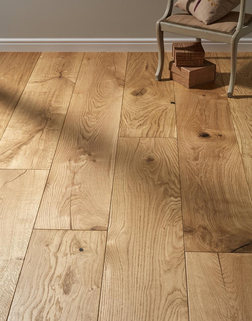 Mansion Natural Oak Brushed & Oiled Engineered Wood