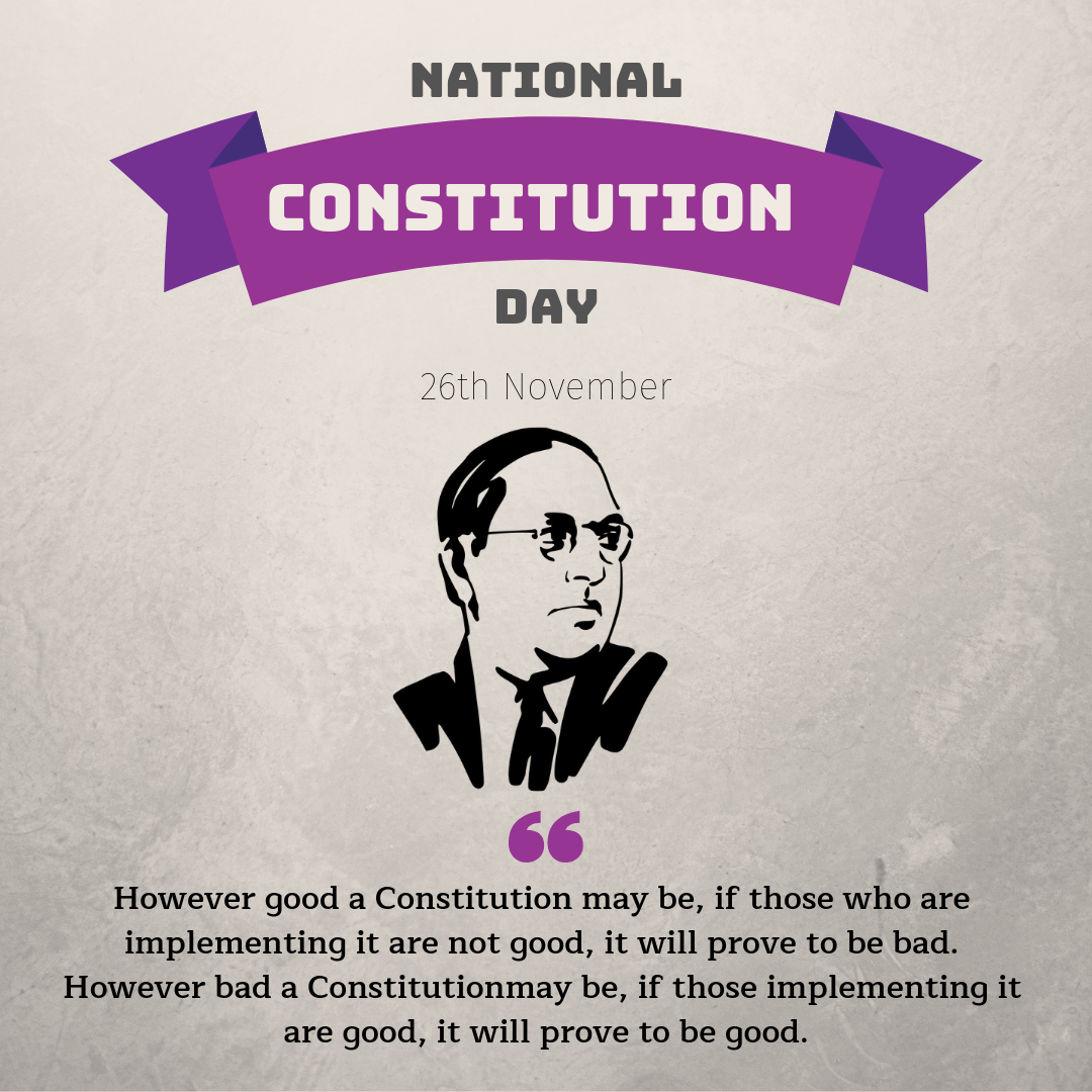 10+ Best For Ambedkar Quotes On Constitution Day