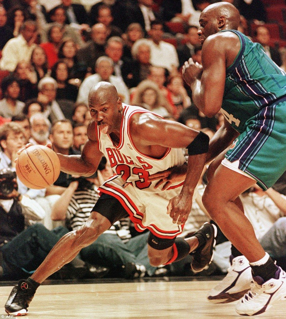 Happy birthday, Michael! As one of basketball's greatest