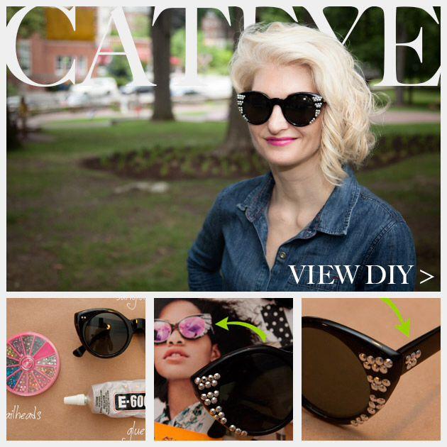 5f292914db Diy lentes | Diy Ropa | DIY fáciles, DIY y Accesorios