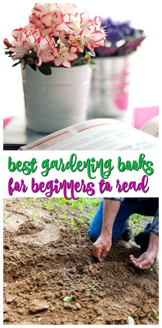 Best Gardening Books for Beginners via @ellenblogs ...