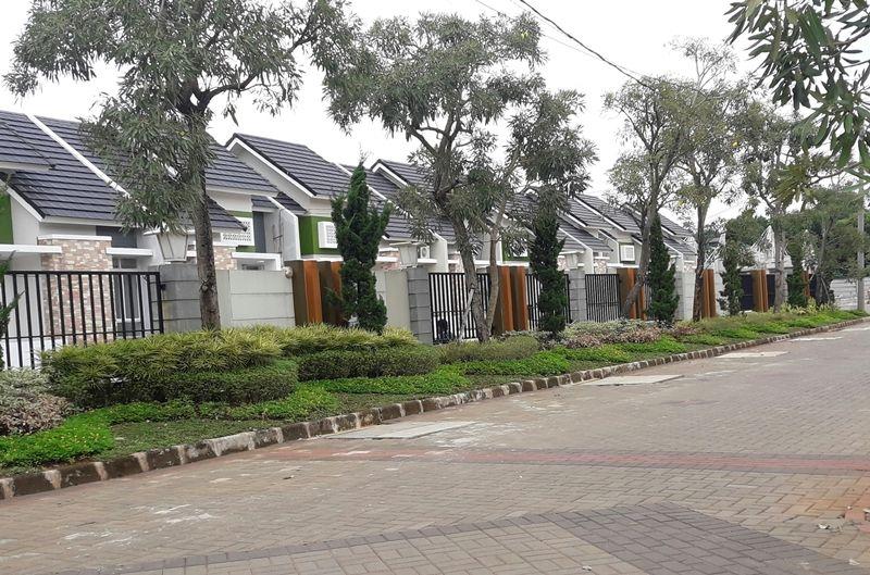 Spring Garden Residence Rumah Baru Siap Huni Di Kota