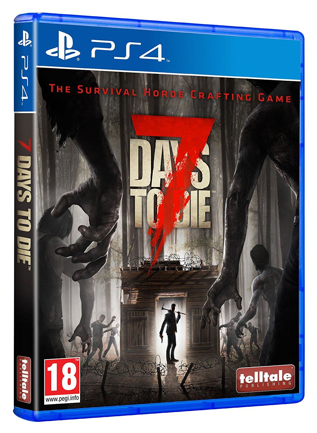 7 Days To Die Ps4 7 Days To Die Ps4 Games Video Games Ps4