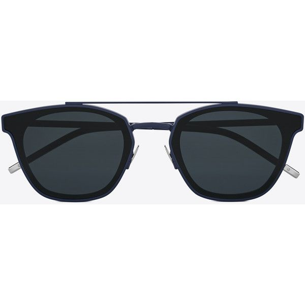 2d46436e1a0 Saint Laurent Classic 28 Sunglasses ( 445) ❤ liked on Polyvore featuring  accessories