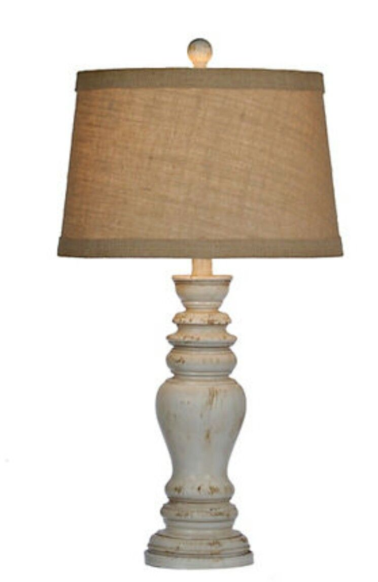 Cream Bedside Tables: Spare Bedroom Night Stand Lamp (With Images)