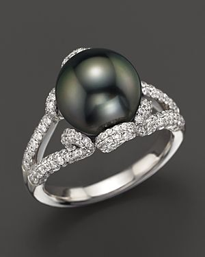 See how others are styling the Tara Pearls 18k White Gold Tahitian Cultured…