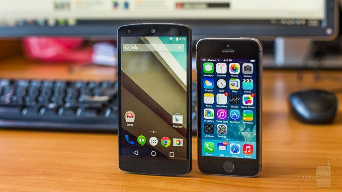 Battle of the Behemoths – Let the War Rage On! – iOS 8 v/s Android L