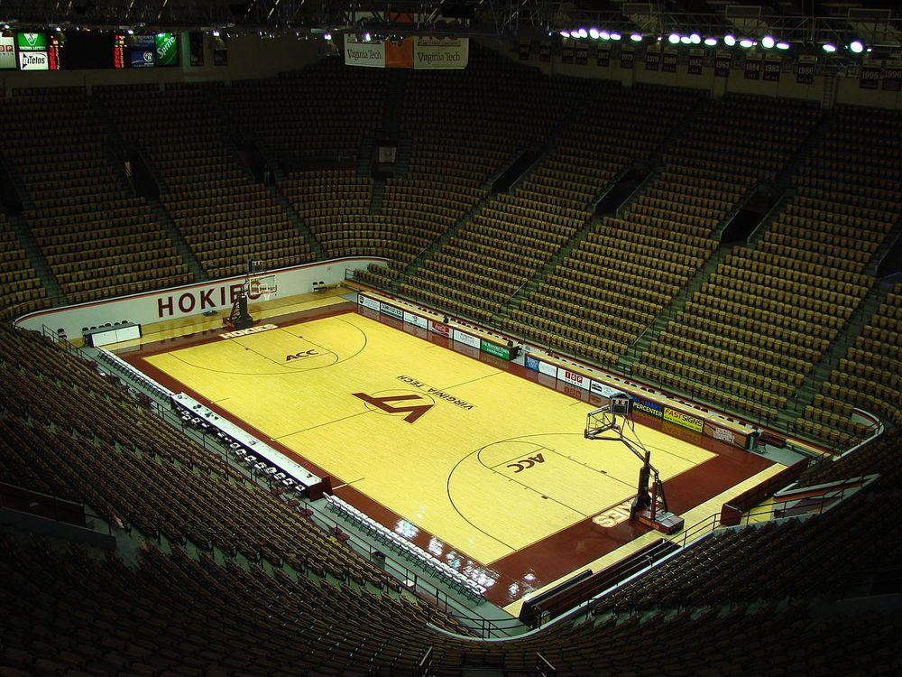 2 Virginia Tech Hokies Miami Men's Basketball tickets