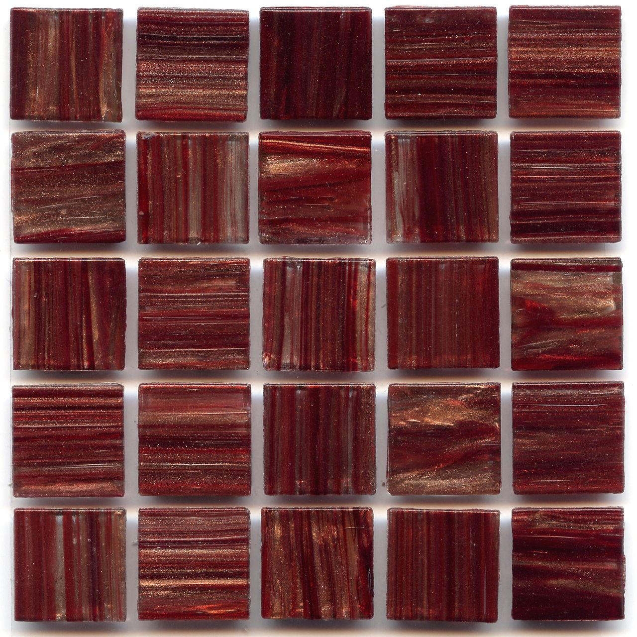 discount glass tile store aventurine bordeaux 34x34in translucent