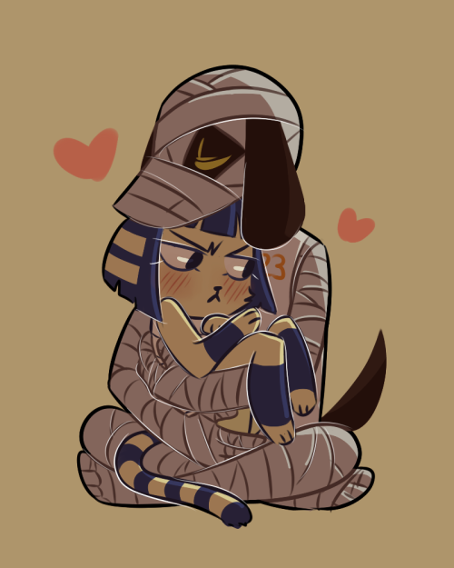 animal crossing ship lucky x ankha | ~¥~Animal Crossing ...