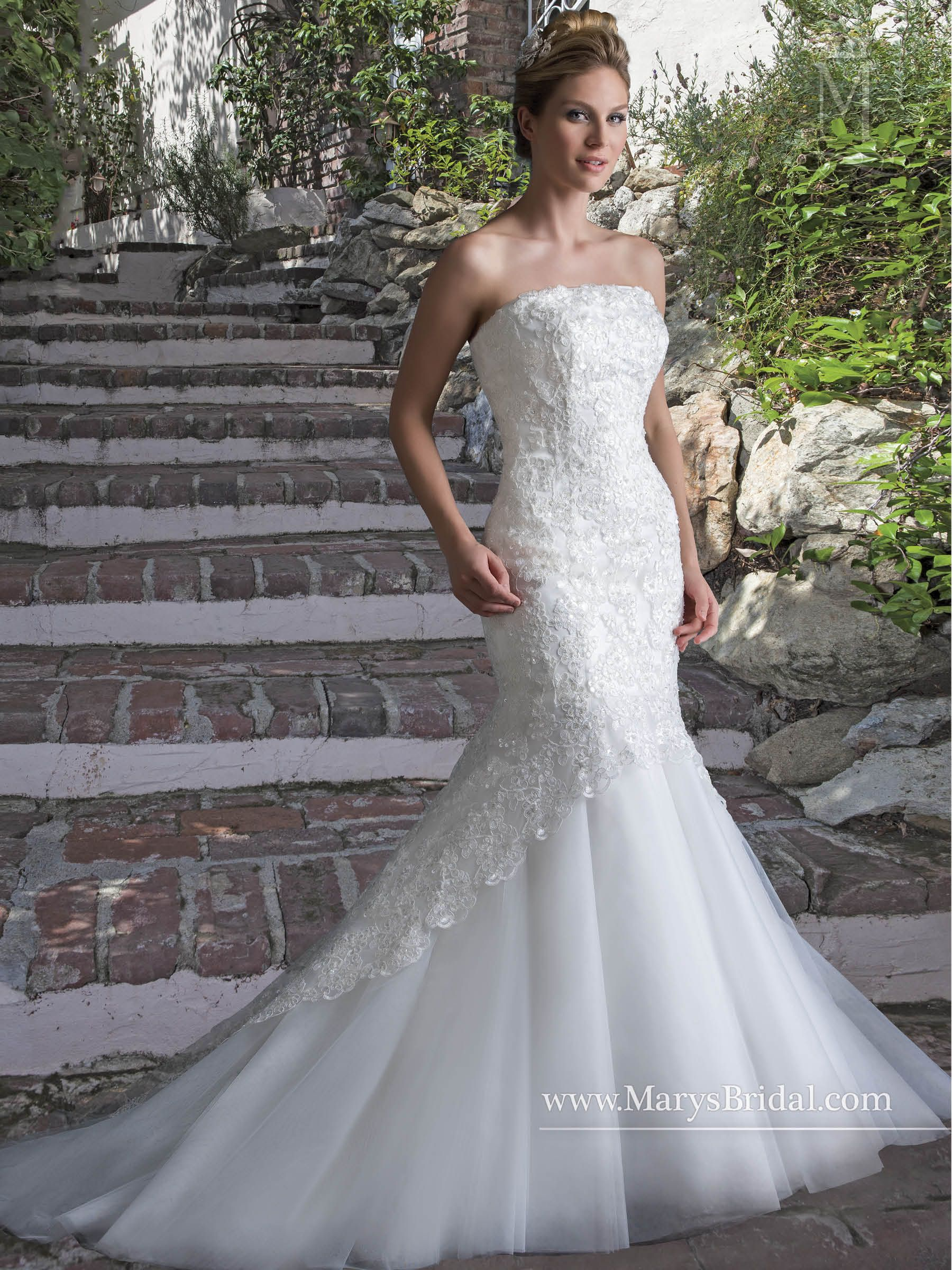 Collection: Bridal Gowns - Fairy Tale Princess STYLE: S17-6525 ...