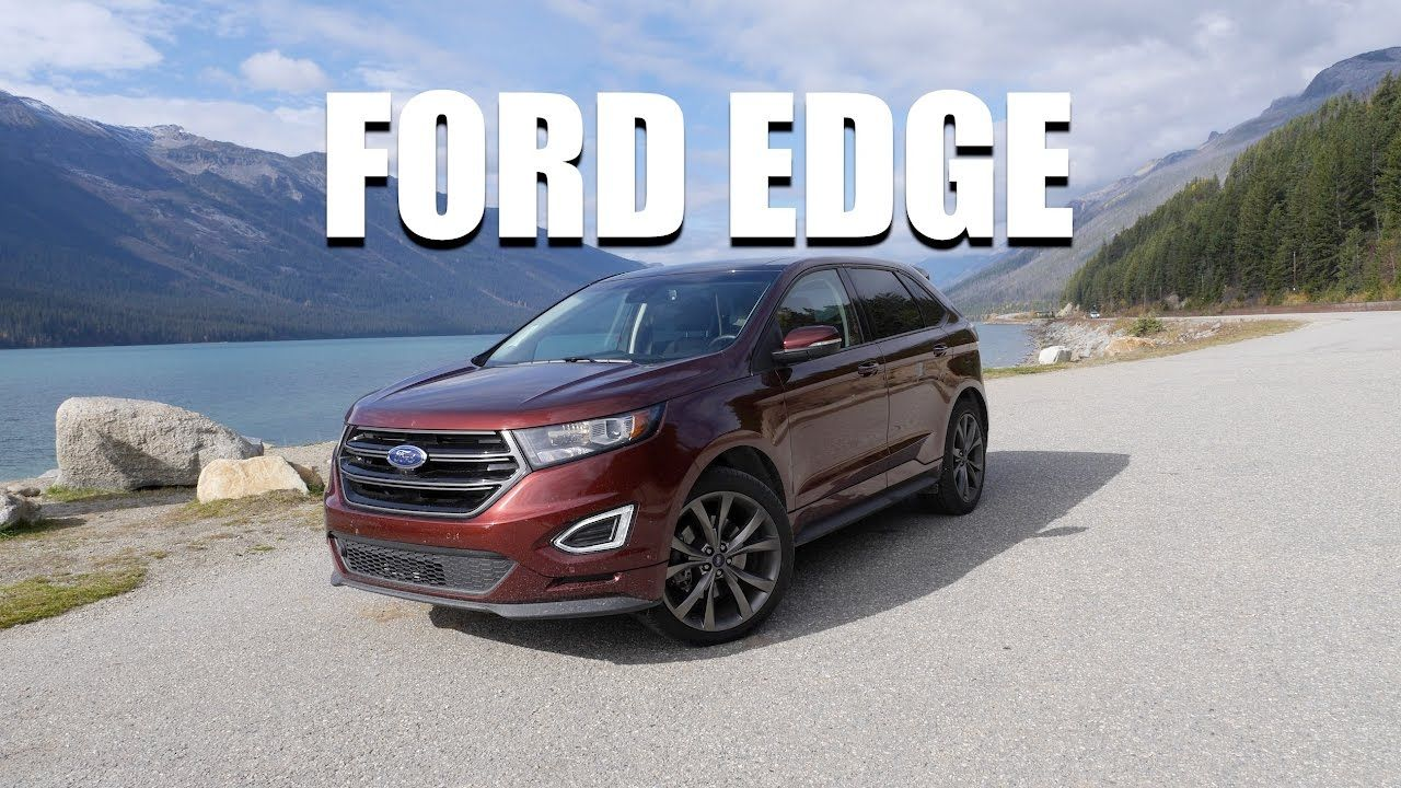 Ford Edge  Eng Test Drive And Review Youtube