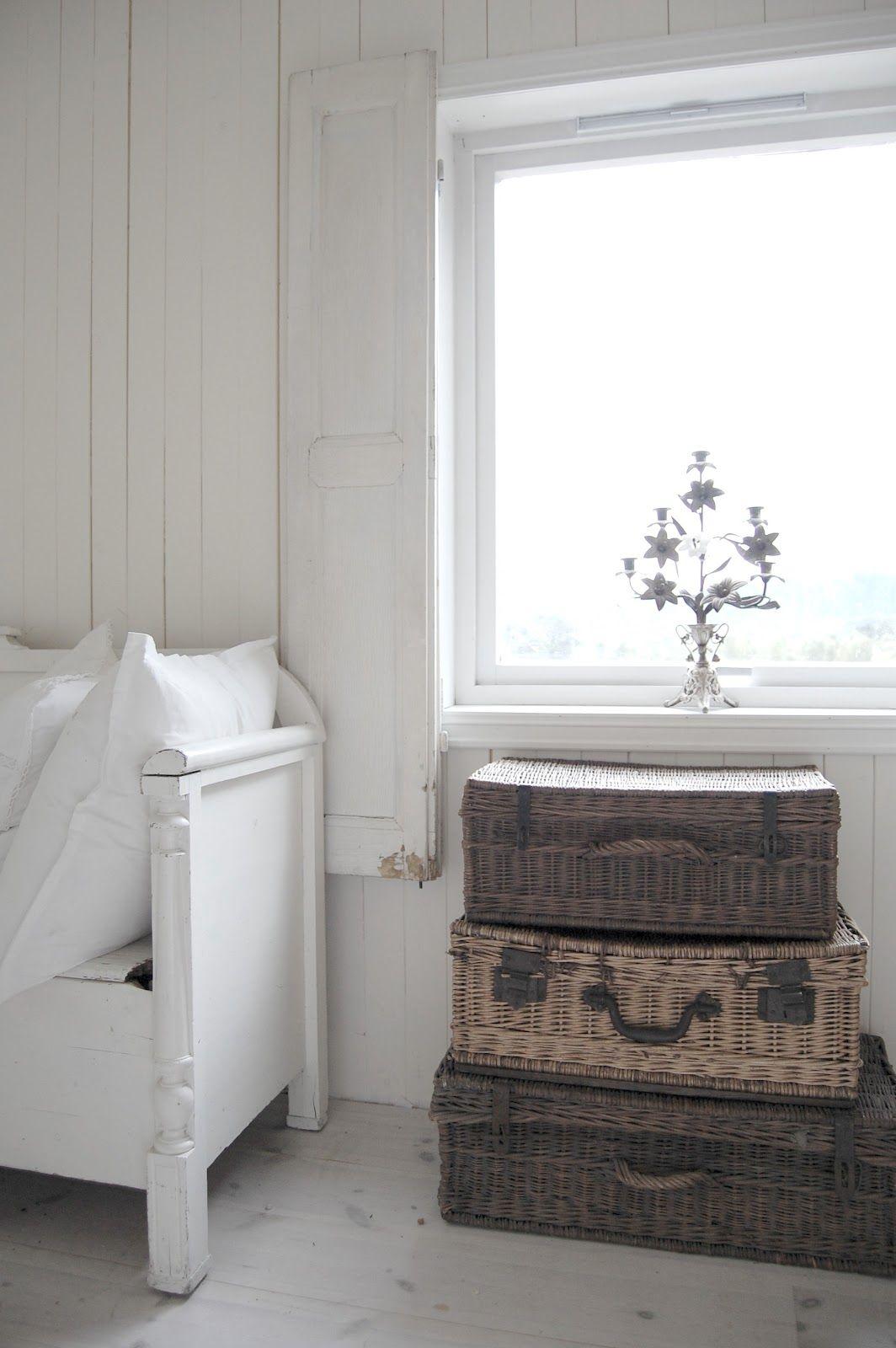 Alberte ba les cofres y valijas muebles decoraci n vintage y mimbre - Baules de mimbre ...