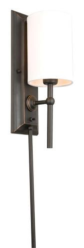 Menards Indoor Wall Sconces : Lewis 1-Light 16