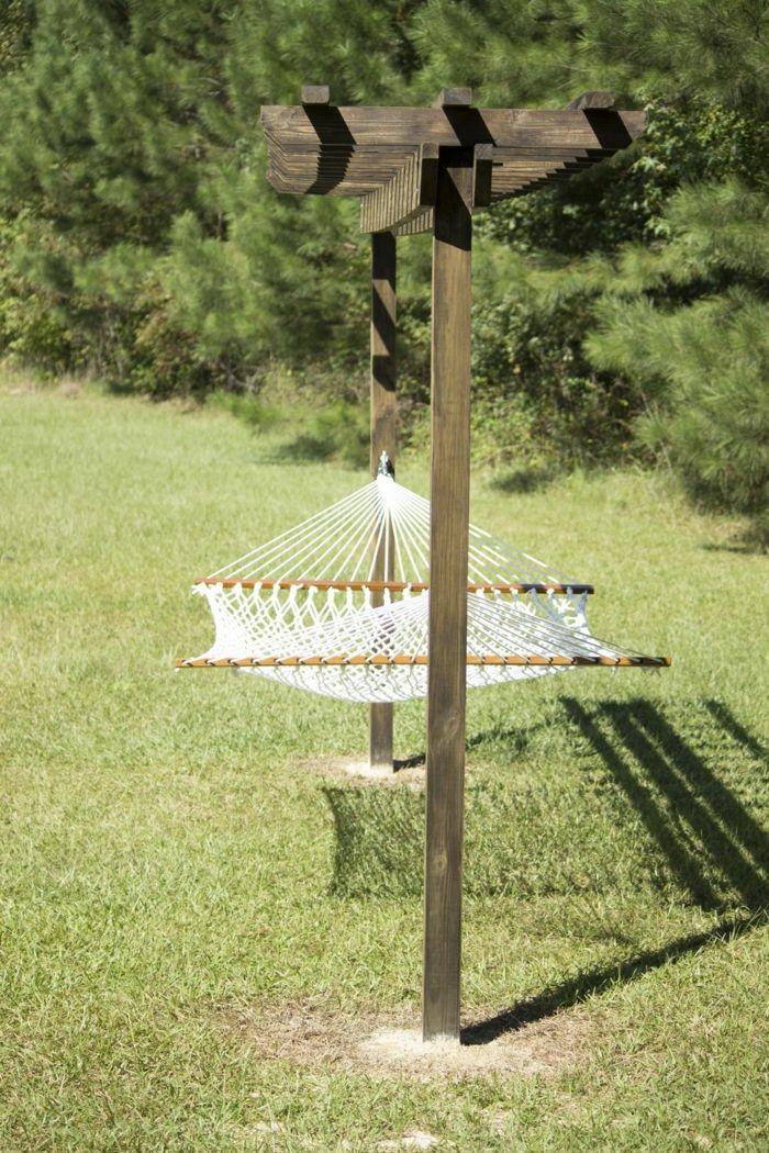 Photo of Hängesessel Garten und Garten Hängematte – 60 Ideen, wie Sie die perfekte Erholungsoase schaffen