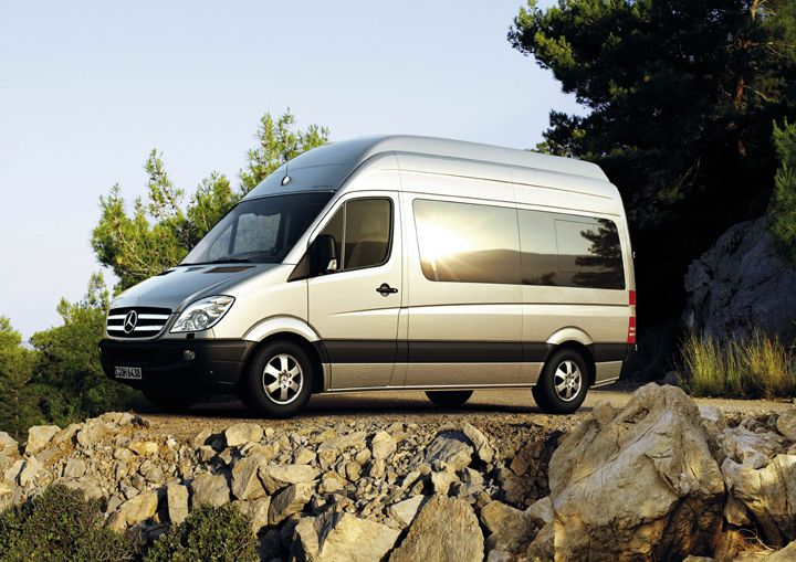 Used Mercedes RV Campers | Holiday Accommodation With Star Quality: Mercedes  Benz Camper Vans