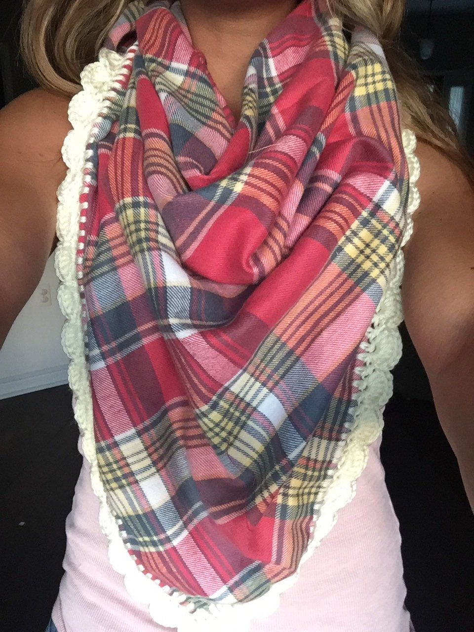 Breastfeeding Nursing Covers Flannel Scarf Diy Diy Blanket