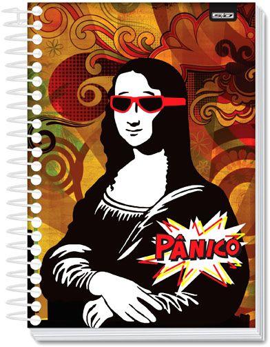Capa caderno universitário São Domingos