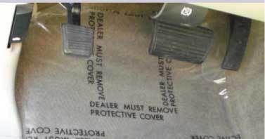 Carpet Plastic Carpet Protector Dealer Must Remove 24 X 100 Car Carpet Carpet Carpet Cover