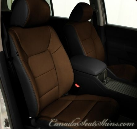 Honda Pilot Special Edition Leather Package Canadaseatskins Com Leather Honda Pilot Leather Honda Cars