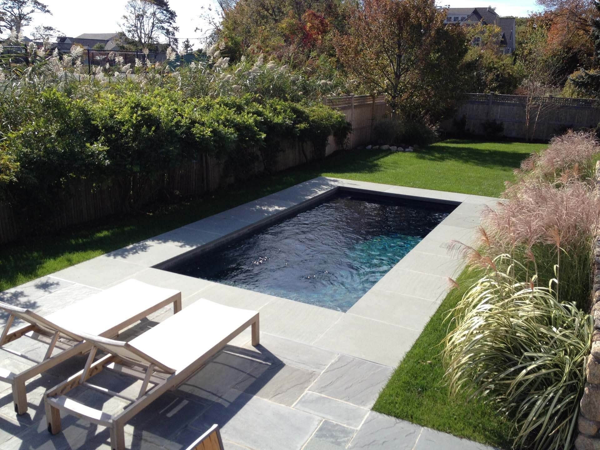 Perfectly Pocket Sized Pools For Small Outdoor Spaces Luxury Pools Backyard Small Backyard Pools Small Outdoor Spaces