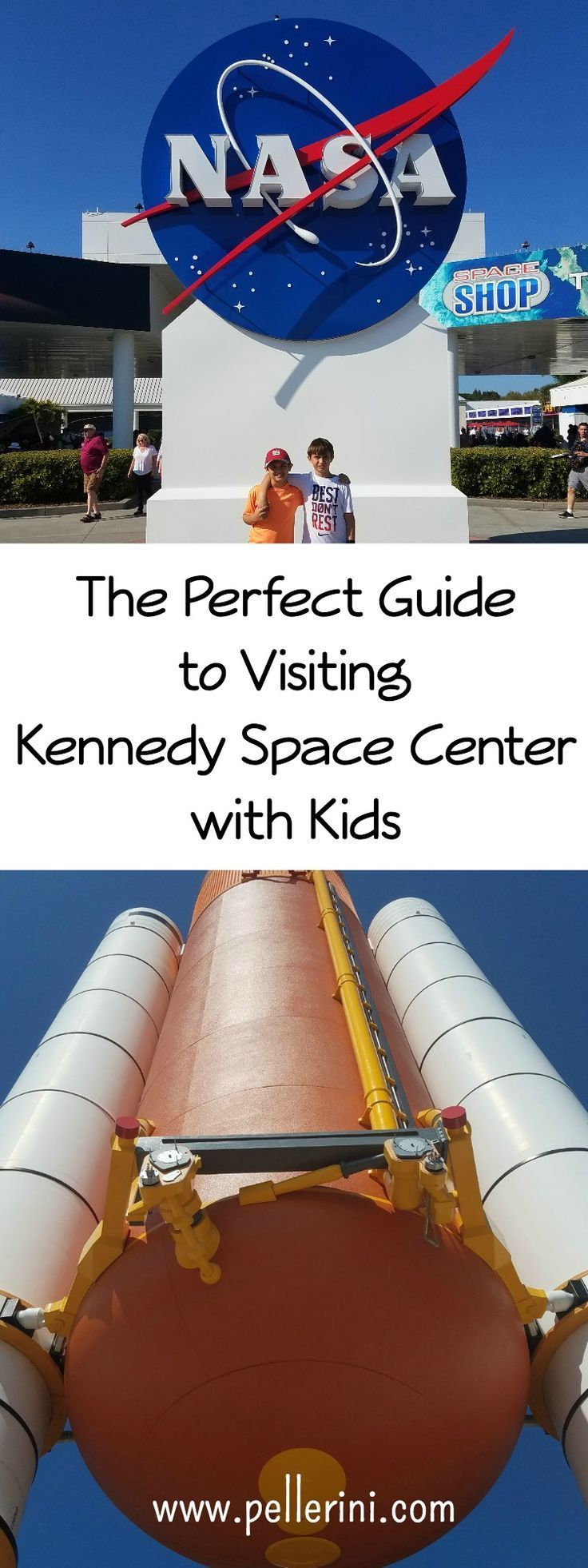Planning on visiting Kennedy Space Center with the family?