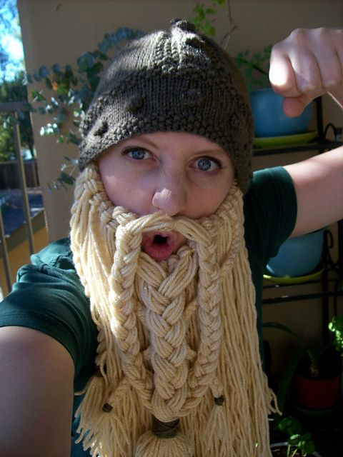 Viking Hat pattern: best beard. | gifty projects | Pinterest ...