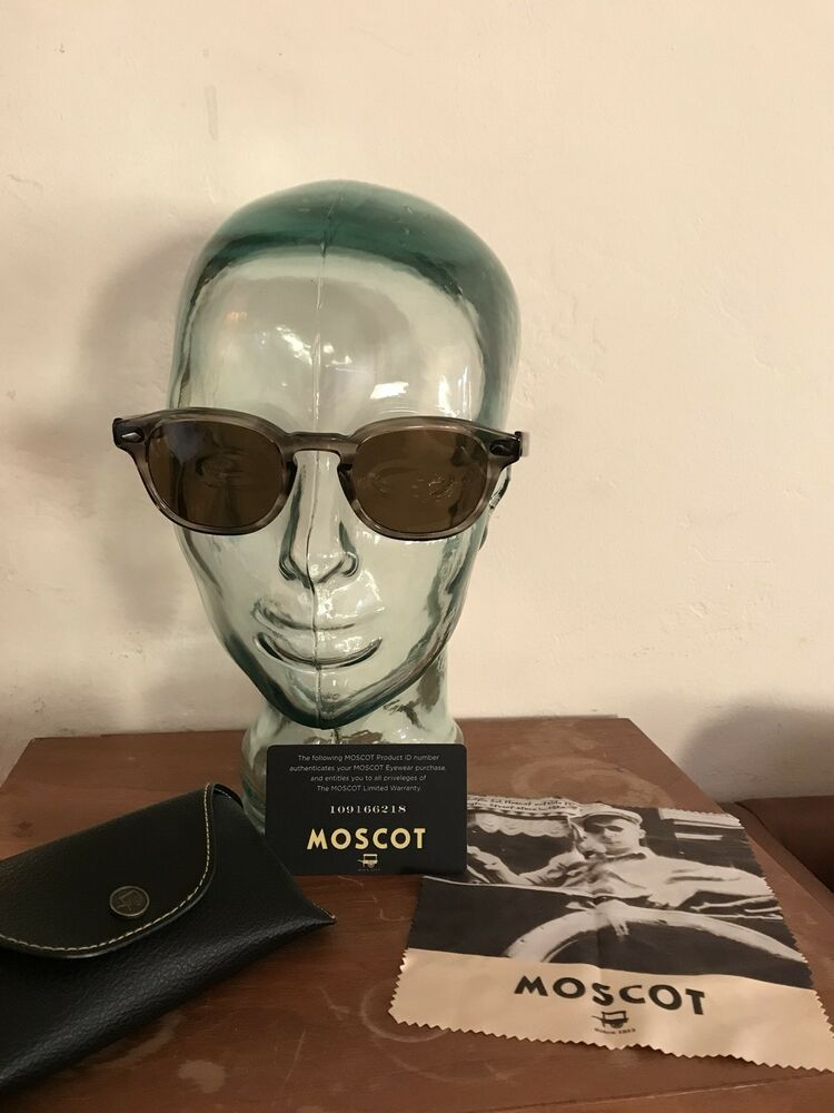 2b3a1ade345 Moscot Lemtosh Sunglasses - Brown Ash  fashion  clothing  shoes   accessories  unisexclothingshoesaccs  unisexaccessories (ebay link)