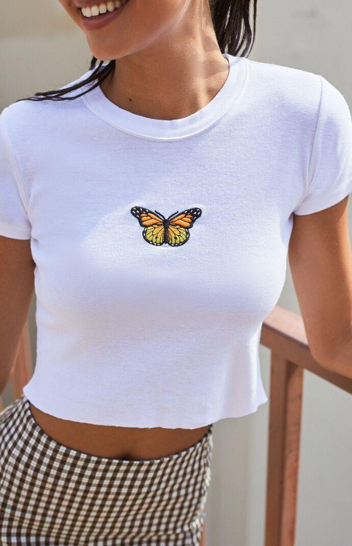 John Galt Butterfly T-Shirt