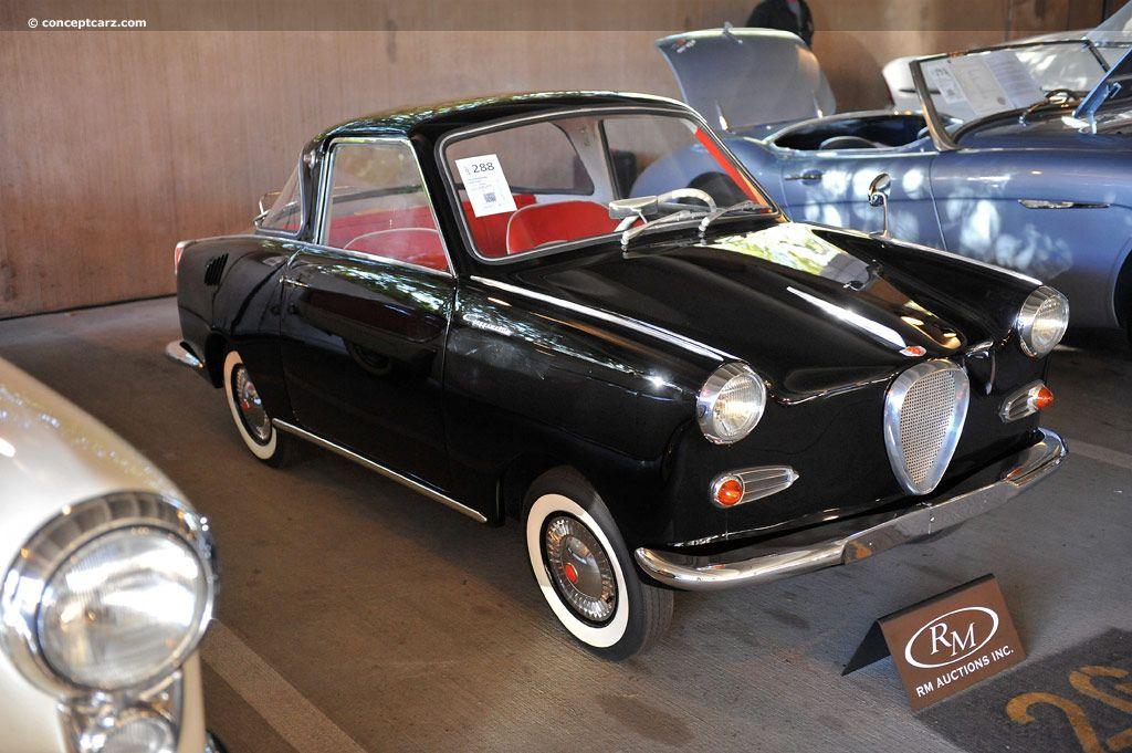 1964 Goggomobil TS400