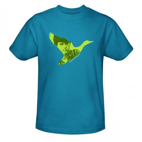 Duck Dynasty John Luke T-Shirt - Turquoise | Shows | Duck Dynasty | John Luke Fan Gear | AETV