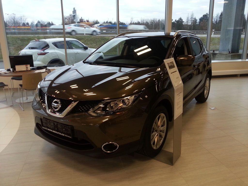 Bsauto Nissan Pruhonice Autorizovany Dealer Nissan Nissan Suv Suv Car