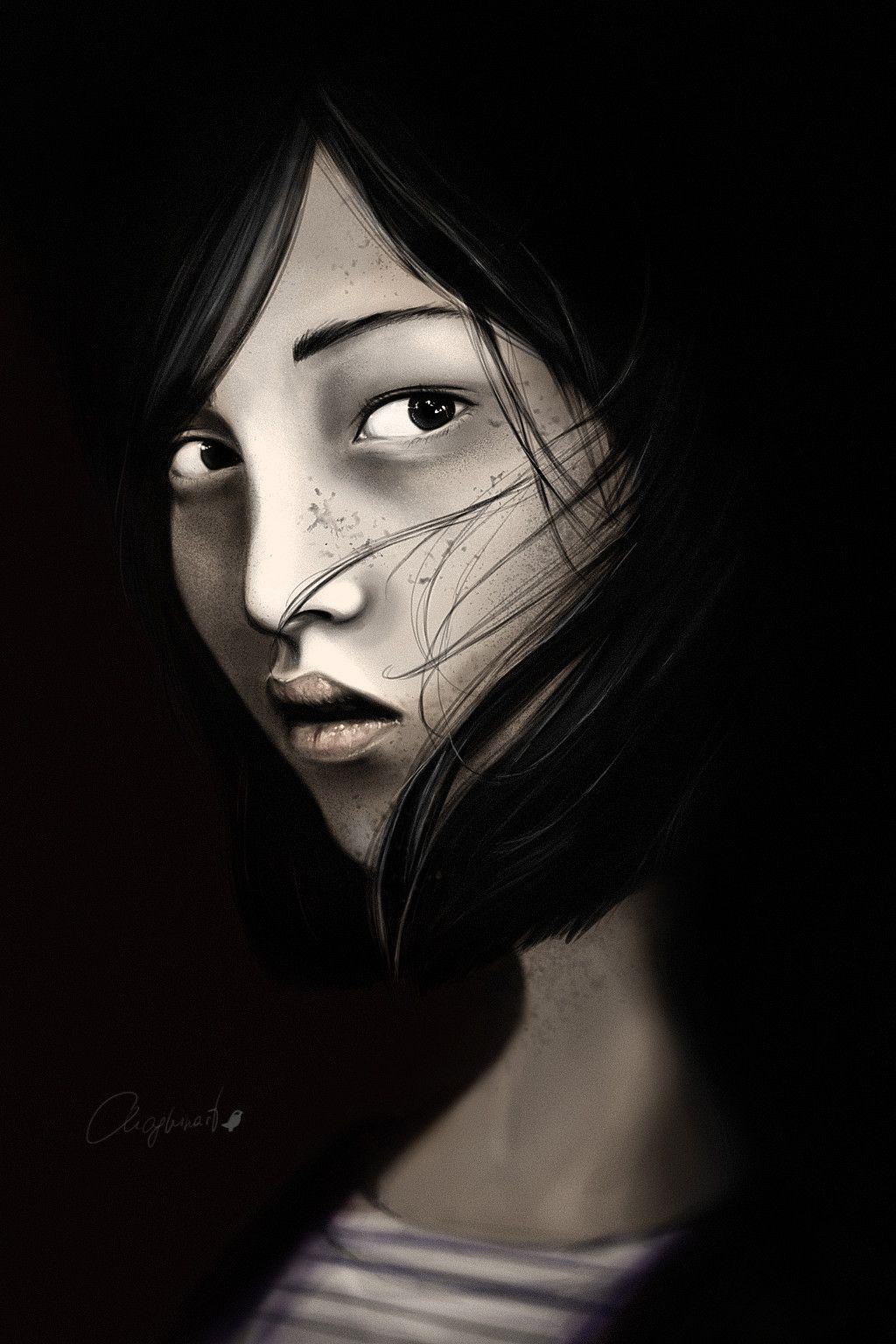 Image result for D&D scared girl