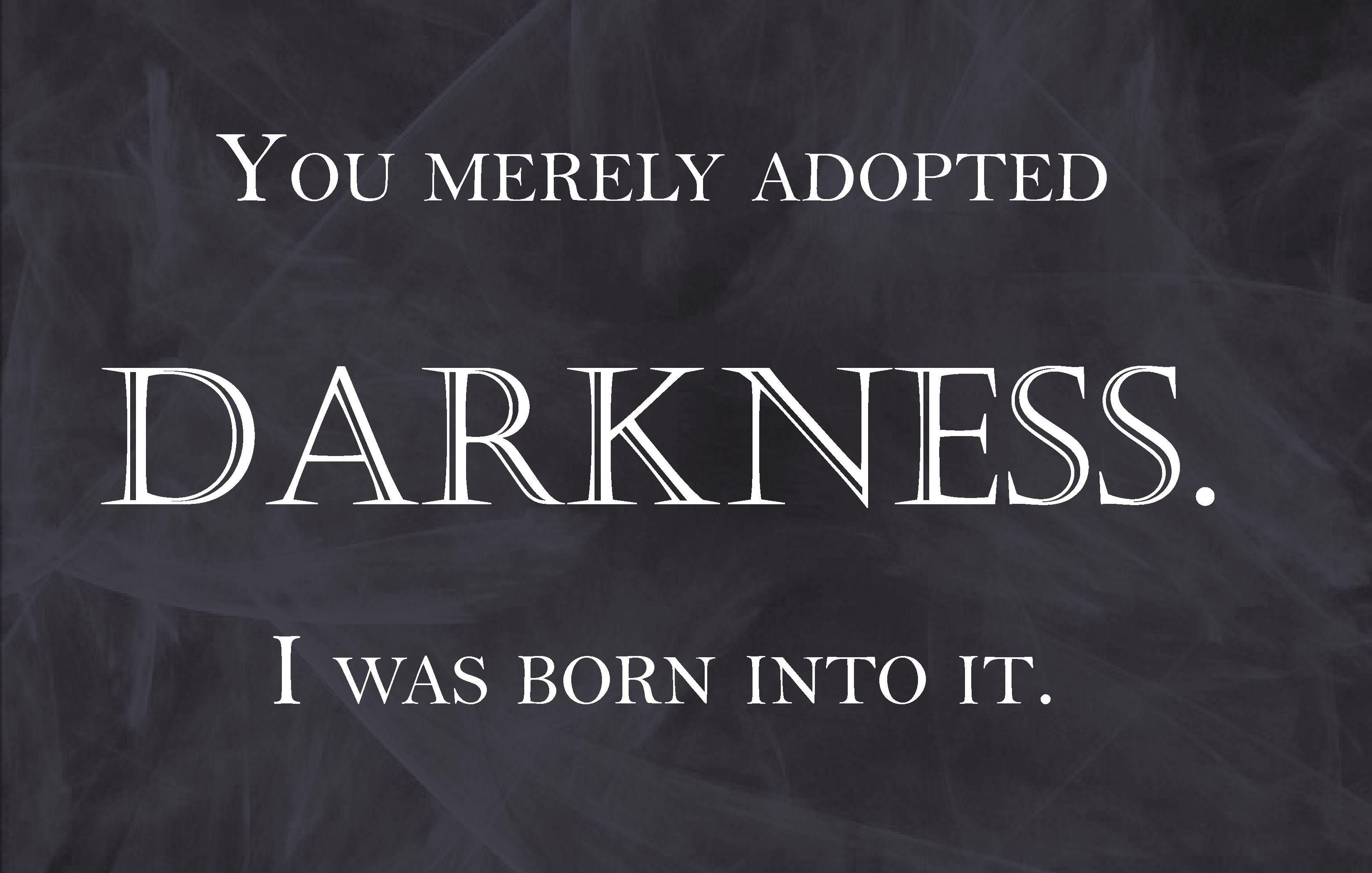 Born Into Darkness Tankar Pinterest Writing Prompts Dark
