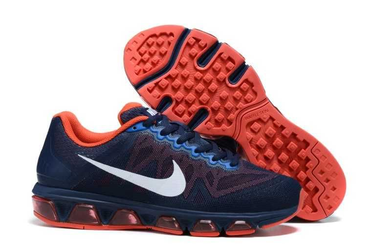 pretty nice b7238 0bf56 Discover ideas about New Nike Air. Buy Nike Running Shoes Men Air Max  Tailwind Dark Blue Red Christmas Deals from Reliable ...