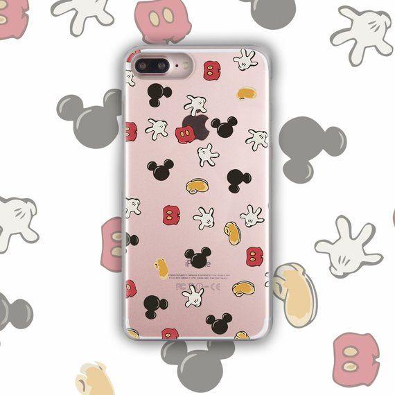 wholesale dealer 3fc60 71e57 mickey mouse, disney, iPhone 7 Plus case, iPhone 8 Plus Case, iPhone ...