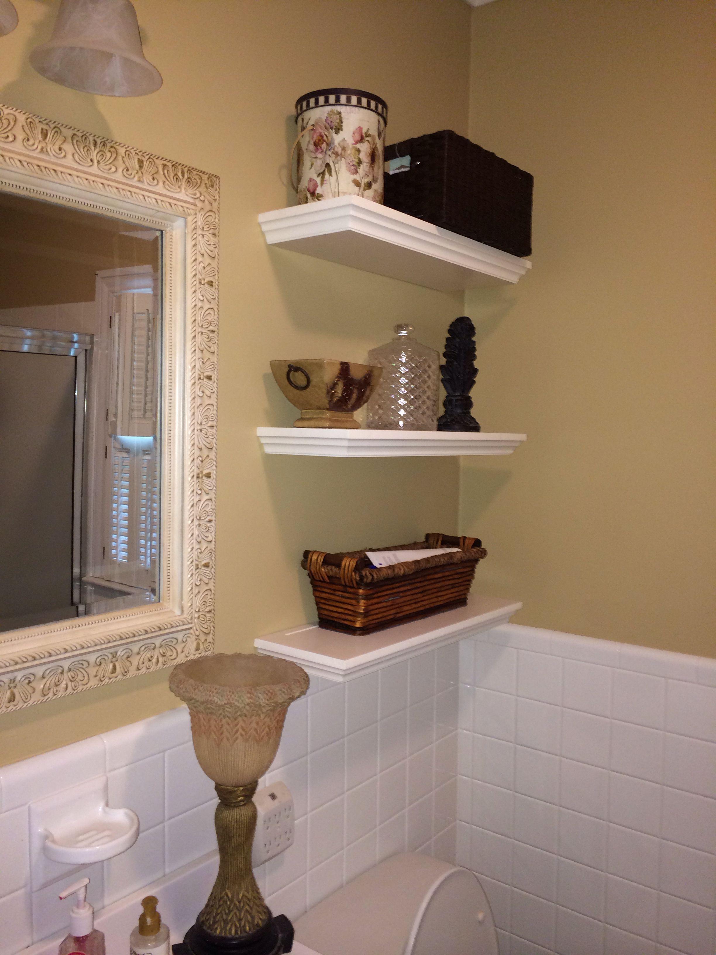 Small bathroom ideas | Bathroom wall coverings, Small ...